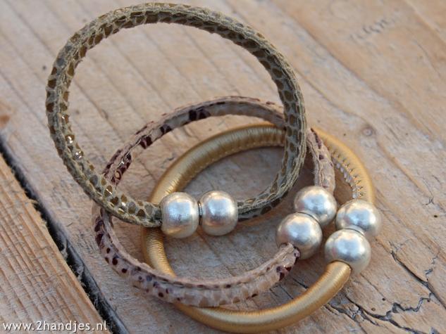 armbanden met magneetsluiting