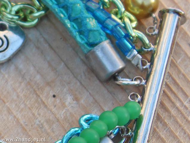 zelfmaak idee voor armbanden