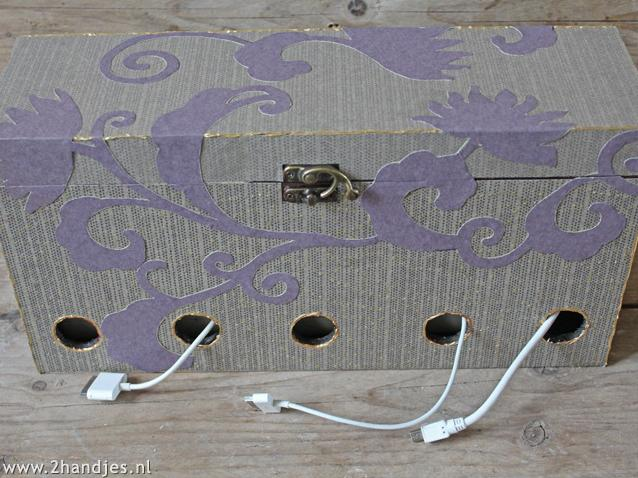 stekkers verbergen in je huis